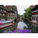 August 2014 Strasbourg Germany and Austria